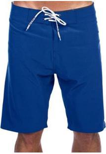 Bermuda Long Island Stun Azul - Masculino-Azul