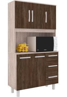 Cozinha Compacta Madri 5 Pt 3 Gv Elmo E Carvalho