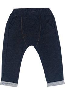 Calça Victória Augusto Saruel Jeans
