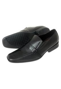 Sapato Social Sandalo Everest Preto