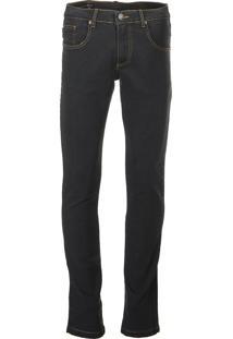 Calça Jeans Armani Exchange Masculina Contrast Stitch Skinny - 22473