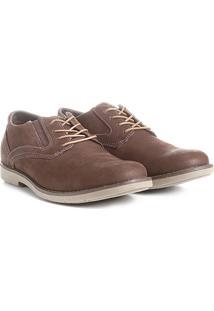 9728889d09 Sapato Casual Couro Kildare Com Cadarço Masculino - Masculino