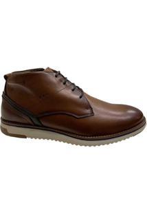 Sapato Ferricelli Abotinado Cano Médio 54640 Masculino - Masculino