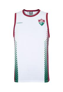 Camiseta Regata Do Fluminense Found - Masculina - Branco