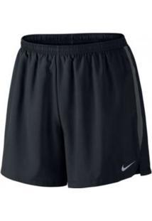Short Nike Challenger Run Masculino Pto/Chb - Nike