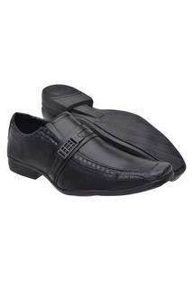 Sapato Masculino Social Verniz Parma Stefano