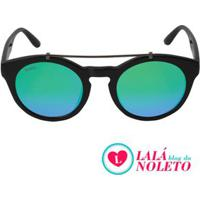faa2810805a31 Óculos De Sol Premium Verde feminino