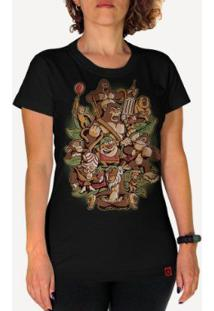 Camiseta I Love Monkeys