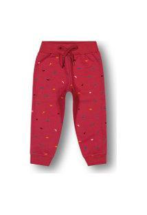 Calça Marisol Vermelho