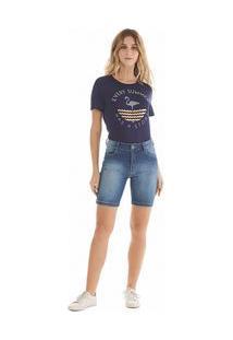 Bermuda Slim Clara Jeans 40
