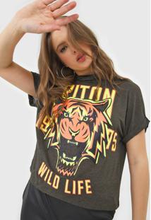 Camiseta Triton Wild Life Verde