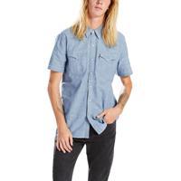 Camisa Levis Classic Western Azul Claro 8ff1b5c6cfb