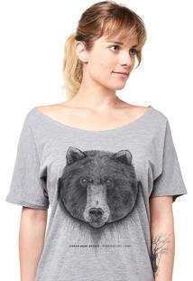 Camiseta Linoleum Urban Bear Grylls