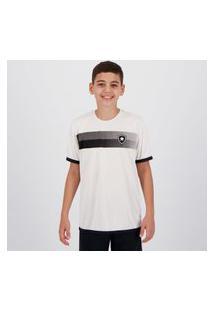 Camisa Botafogo Limb Infantil Branca