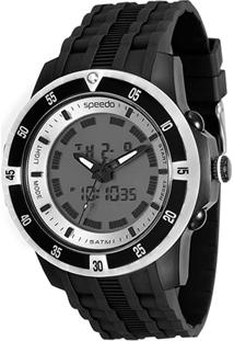 Relógio Analógico E Digital Speedo 81127G0Evnp - Unissex