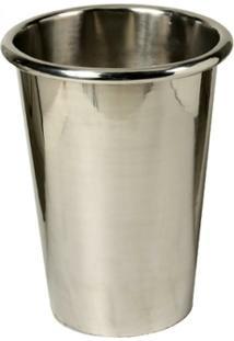 Vaso Decorativo De Metal Ash - Unissex