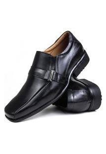 Sapato Social Masculino Gallipoli Couro 025