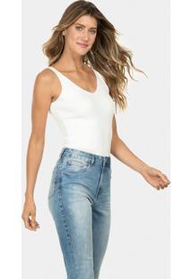 Calça Flare Flat Belly Malibu Jeans - Lez A Lez
