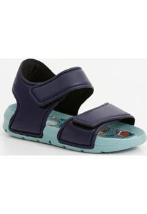Sandália Infantil Velcro Mr