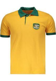 8f9694eb5 Camisa Wallabies Rugby Retrô Masculina - Masculino