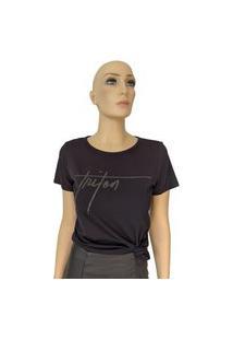Camiseta Triton Preto Tam. Gg