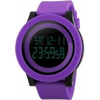 Relógio Digital Plastico Vidro feminino   Shoes4you 43f5026122