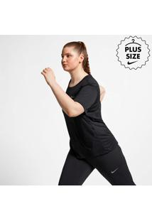 Plus Size - Camiseta Nike Miler Feminina