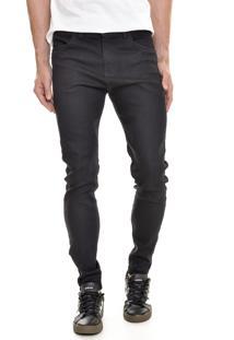 Calça Jeans Lemier Jeans Collection Skinny Preta