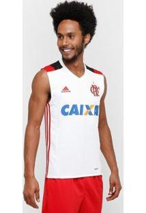 Camiseta Regata Adidas Flamengo Ii - Masculino