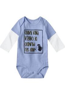 Body Bebê Tigor T. Tigre Masculino - Masculino