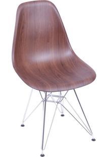 Cadeira Eames Iii Wood Escuro