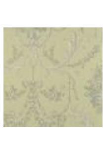 Papel De Parede Adesivo Decoração 53X10Cm Verde -W17315