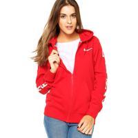 26213e0277dd5 Dafiti. Jaqueta Nike Sportswear Club Fz ...