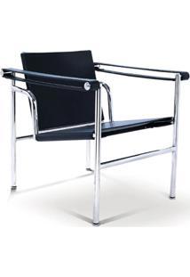 Cadeira Lc1 Do Designer Le Corbusier