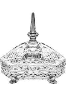 Bomboniere Cristal Triangle - Lyor Classic Transparente