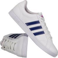 af24ddc58 Fut Fanatics. Tênis Adidas Vs Advantage Feminino Branco