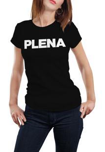 Camiseta Hunter Plena Preta