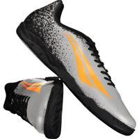 Chuteira Penalty Victoria Vii Futsal Cinza 3beb6f1215055