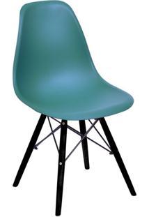 Cadeira Eames Ii Azul Petróleo