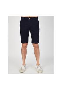 Bermuda Docthos Jeans Bolso-Faca Amaciada Middle Bermuda Docthos Jeans Bolso-Faca Amaciada Middle 165 Jeans Escuro 36