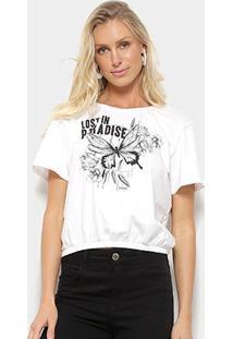 Camiseta Sommer Lost In Paradise Feminina - Feminino