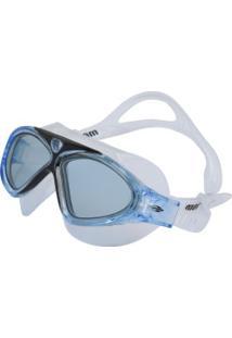 Óculos De Natação Mormaii Orbit - Adulto - Azul/Preto