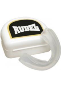 Protetor Bucal Rudel Simples C/ Estojo - Rudel