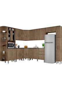 Cozinha Compacta 10 Peças Suíça - Poliman - Demolição