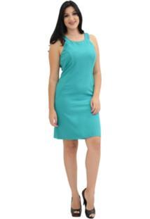 Vestido Energia Fashion Verde