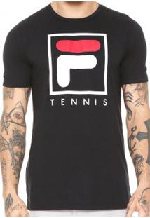 Camiseta Masculina Fila Soft Urban