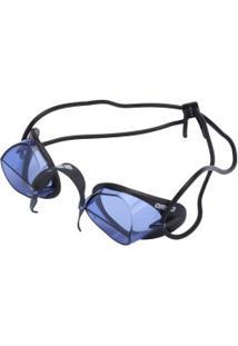 Óculos De Natação Arena Swedix Mirror - Adulto - Preto