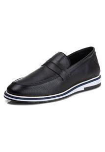 Sapato Loafer Esporte Fino Nobre Confort