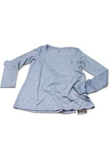 Camiseta Ozone Drirelease 19605 Ml Fem - Solo
