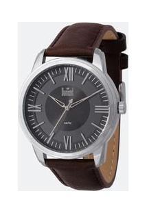 806d0aa805ca0 Lojas Renner. Kit Relógio Masculino Dumont Du2035mnnk2p Analógico 5atm ...